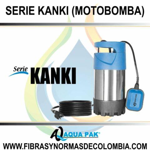 SERIE KANKI (MOTOBOMBA)